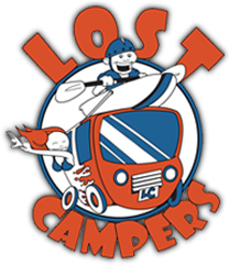 Logo of Lost Campers Company