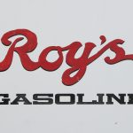 Roy's Gasoline sign in Amboy Road 66